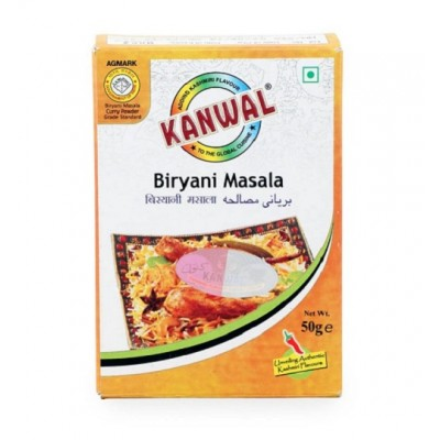 Kanwal Biryani Masala (Pack Of 4)